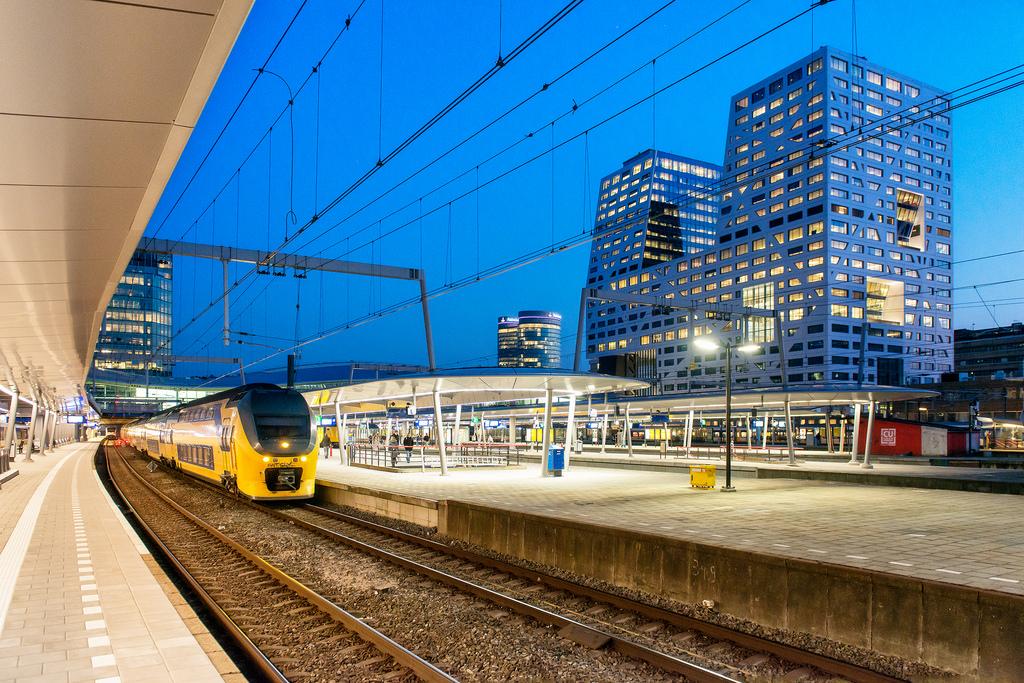 Maatvoering bij vernieuwing spoorknooppunt Utrecht CS