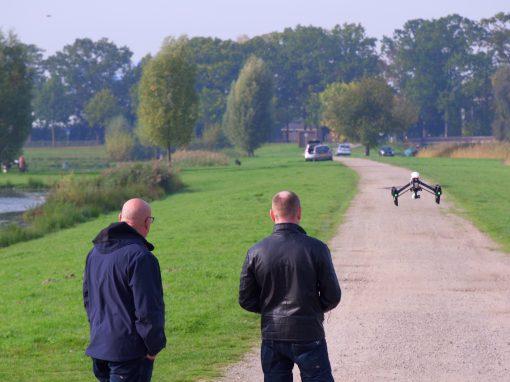 Adviseur implementatie Drones bij Waterschap Rivierenland